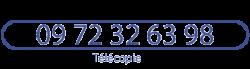 Télécopie au 0972326398